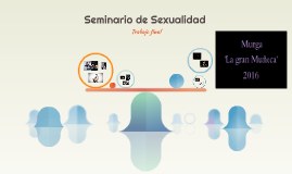 Seminario de Sexualidad