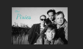 Pixies: 50's Music Made by Psychopaths
