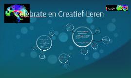 Celebrate en Creatief Leren