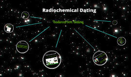 Define radiochemical dating definition