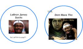 LeBron James Sucks