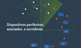 Dispositivos perifericos asociados  a servidores.