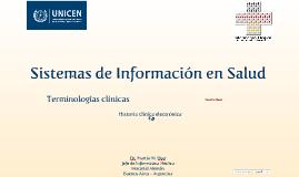 Sistemas de Información en Salud para UCEN