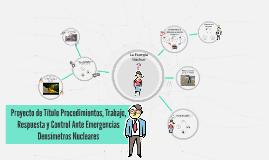 Proyecto de Título Procedimientos, Trabajo, Respuesta y Cont