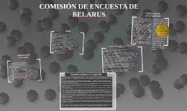 Copy of COMISIÓN DE ENCUESTA DE BELARUS