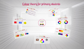 Color theory for primary school