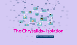 theme of isolation in the chrysalids Get an answer for 'what are the themes in chrysalids  isolation and alienation:  david and the abberrations are considered as outcasts and alienated from.