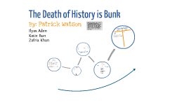 The Death of History is Bunk