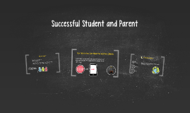 Successful Student and Parent