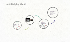 Anti-Bullying month