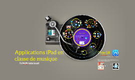 Applications iPad en classe de musique