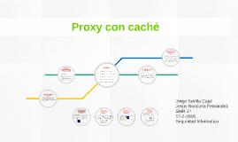 Proxy con caché