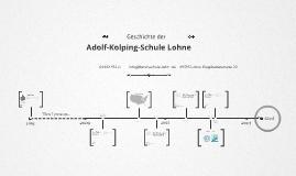 Timeline Prezumé by Gregor Warnking