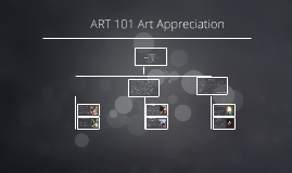 ART 101 Art Appreciation
