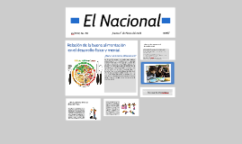 Copy of El Nacional