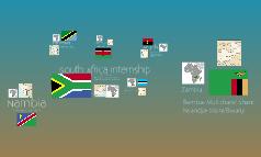 South Africa Internship