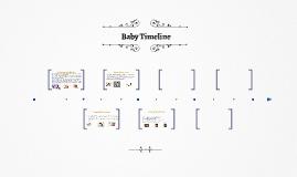 Baby Timeline