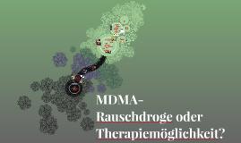 MDMA-