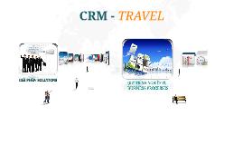 Giải pháp CRM-Travel