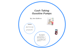 Cash Taking Gasoline Pumps