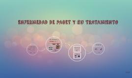 ENFERMEDAD DE PAGET Y SU TRATAMIENTO