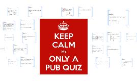 P5 Pub Quiz