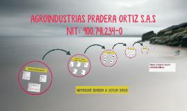 Copy of AGROINDUSTRIAS PRADERA ORTIZ S.A.S