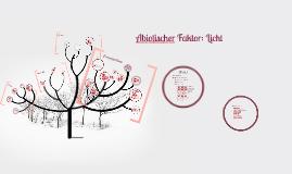Copy of Copy of Abiotischer Faktor: Licht