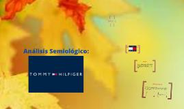 Copy of Análisis Semiológico: