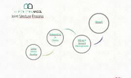 Joint Venture Process