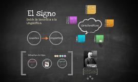 Copy of el signo linguistico, por ferdinand saussure