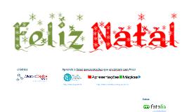 Feliz Natal com Prezi