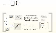 Collaborative Team Innovation