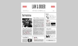 Law & Order in the Twenties