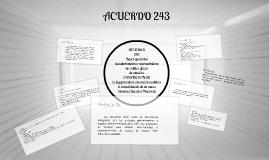 Copy of ACUERDO 243