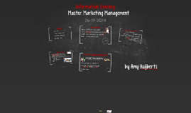 Master Marketing Management UvT