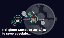 Religione Cattolica 2017/'18