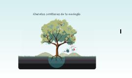 Copy of Ciencias auxiliares de la ecología