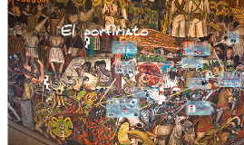 Copy of El porfiriato