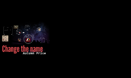 Change the name