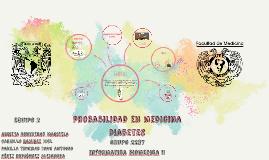 Copy of Probabilidad en Medicina