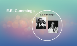 E.E Cummings