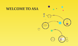 WELCOME TO ASA