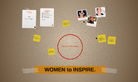 Copy of WOMEN to INSPIRE.