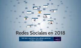La utilidad de las Redes Sociales en 2018