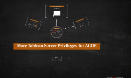 Server Admin Access
