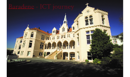 Copy of Baradene ICT Journey - Heads Up Conference