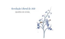 Revolução Liberal de 1820