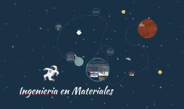 Ingenieria en materiales