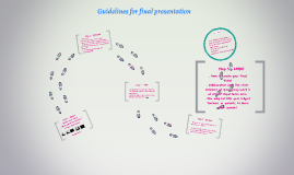 Copy of Guidelines for final presentation